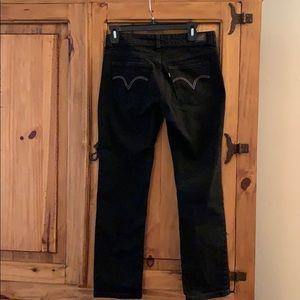 Levi's Black Jeans